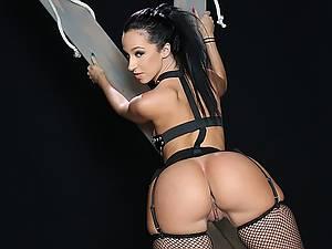 Jada stevens hardcore anal double penetration threesome